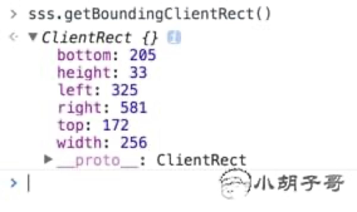 Chrome getBoundingClientRect